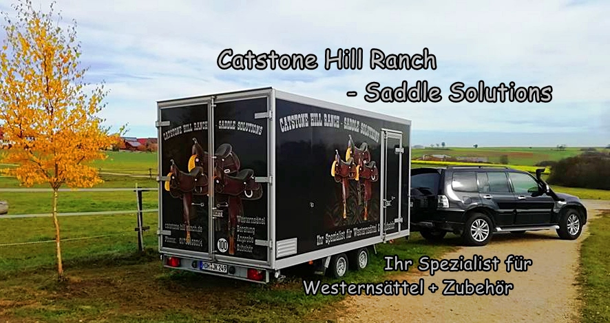 Catstone Hill Ranch, Saddle Store, mobile Sattelanprobe und